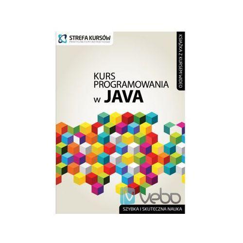 Kurs Programowania w JAVA (książka)