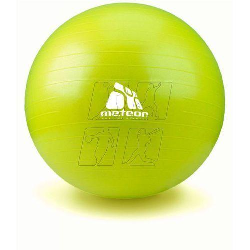 Piłka gumowa  65 cm zielona 31174, produkt marki Meteor