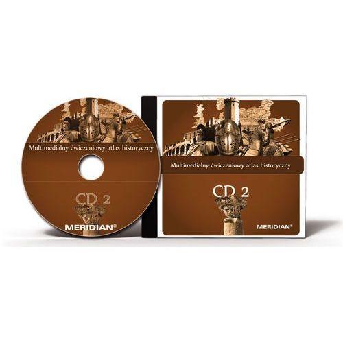 Multimedialny ćwiczeniowy atlas historyczny CD 2 - produkt z kategorii- Pozostałe oprogramowanie