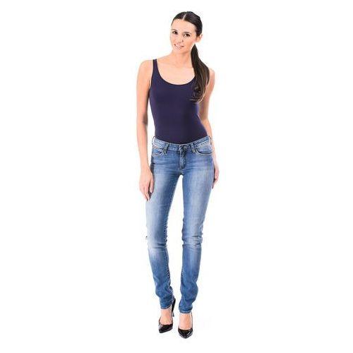 """Jeansy Wrangler Molly """"Scoulpt"""" - produkt z kategorii- spodnie męskie"""