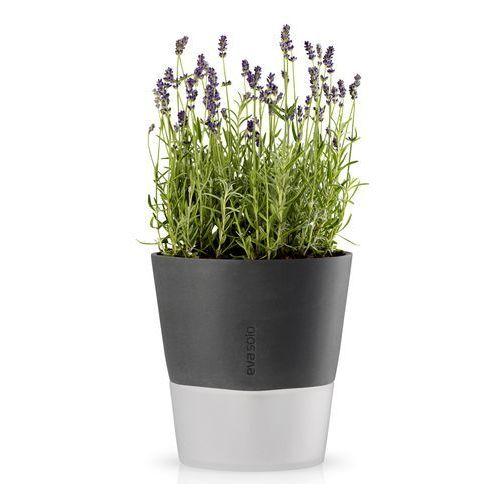 Doniczka na zioła 20 cm Eva Solo ciemnoszara, produkt marki Produkty marki Eva Solo