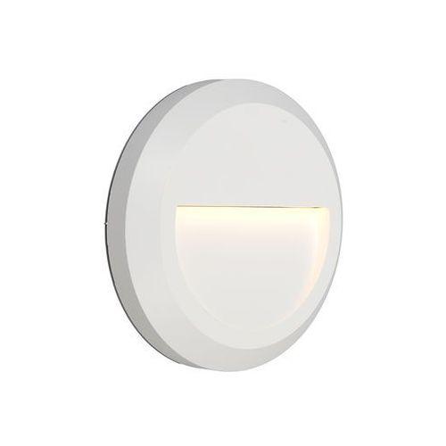 Lampa ścienna Moonlight biała od lampyiswiatlo.pl