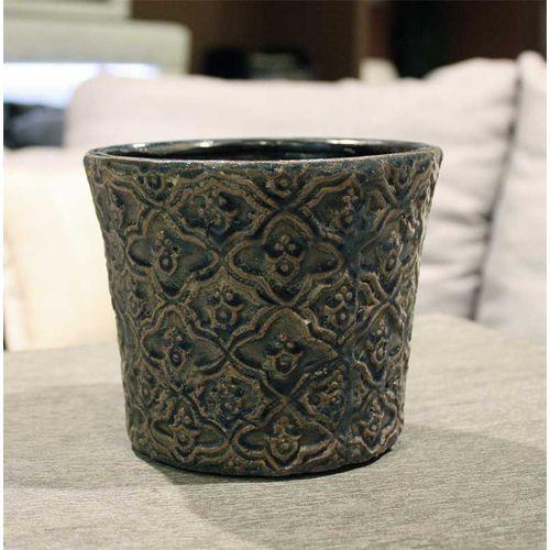 Produkt Donica osłonka Delia Simple M, marki Kolekcja Belldeco