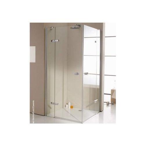 HUPPE ENJOY ELEGANCE Wejście narożnikowe, drzwi skrzydłowe ze stałymi segmentami 670094 (drzwi prysznicowe