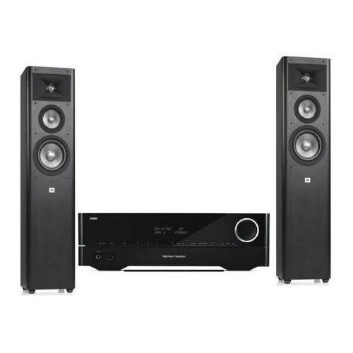 Artykuł HARMAN KARDON HK3770 + JBL STUDIO 2 270 z kategorii zestawy hi-fi