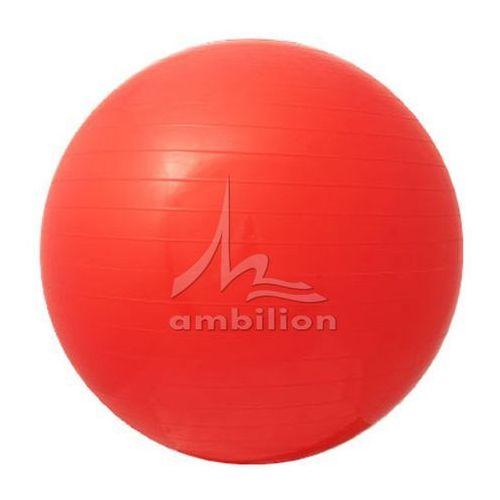 Piłka fitness  Classic 85 cm czerwona, produkt marki ATHLETIC24