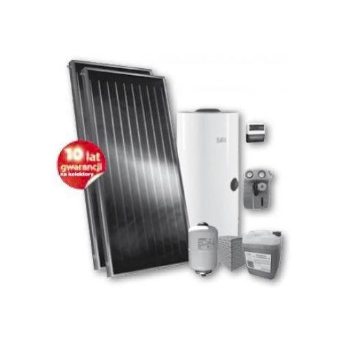Oferta Immergas IMMERSOLE SUPER 2 x 2.0 + 250 - zestaw solarny z kat.: ogrzewanie