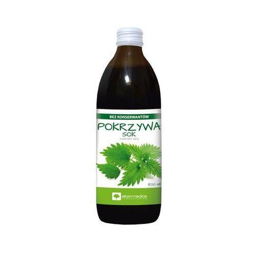 Pokrzywa sok płyn - 500 ml, postać leku: płyn