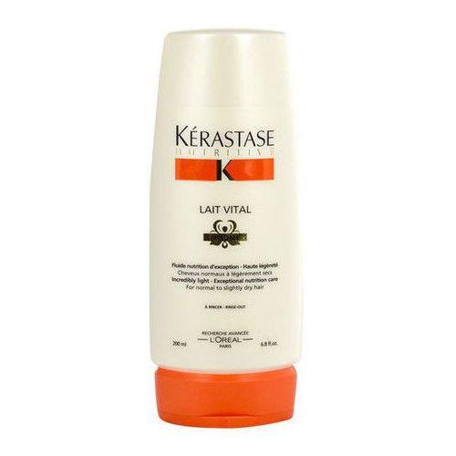 Kerastase Nutritive Lait Vital Irisome Normal To Dry Hair 200ml W Odżywka do włosów - produkt z kategorii- odżywki do włosów