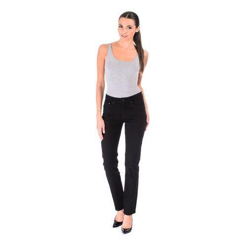 """Jeansy Levi's New Demi Curve Classic Straight """"Pitch Black"""" - produkt z kategorii- spodnie męskie"""