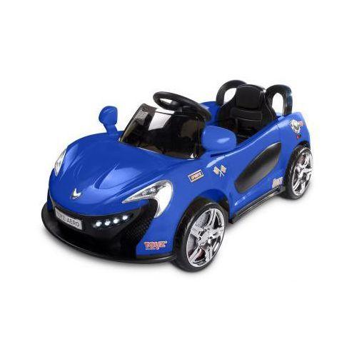 Caretero Toyz Samochód na akumulator dziecięcy Aero blue ze sklepu baby-galeria.pl