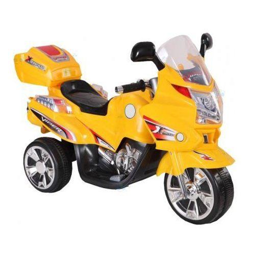 Pojazd Motor Yellow Motocykl ze sklepu KacikSkrzata.pl