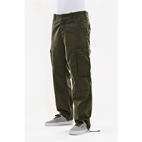spodnie REELL - Cargo Pant Ripstop Forest Green (RIPSTOP FOREST GREEN) rozmiar: 33/32 - produkt z kategorii- s