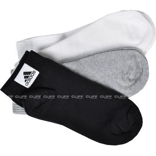 Produkt z kategorii- spodnie męskie - SKARPETY ADIDAS LINEAR ANKLE 3P