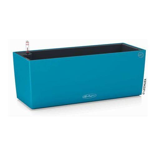 Donica Lechuza Balconera Color błękit karaibski, produkt marki Produkty marki Lechuza