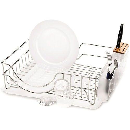 Suszarka do naczyń Wire Frame SimpleHuman biała - produkt z kategorii- suszarki do naczyń