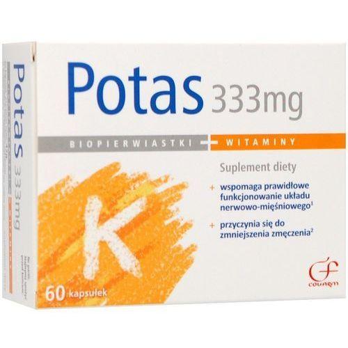 [kapsułki] Potas, kapsułki, 330 mg, 60 szt