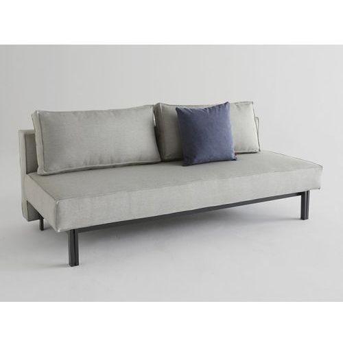Sofa Sly beżowa 527 nogi czarny mat  543071CN527527-02-543070-2, INNOVATION iStyle