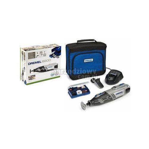 Produkt DREMEL Akumulatorowe narzędzie wielofunkcyjne 8200 + 35 akcesoriów 8200 (8200-1/35)