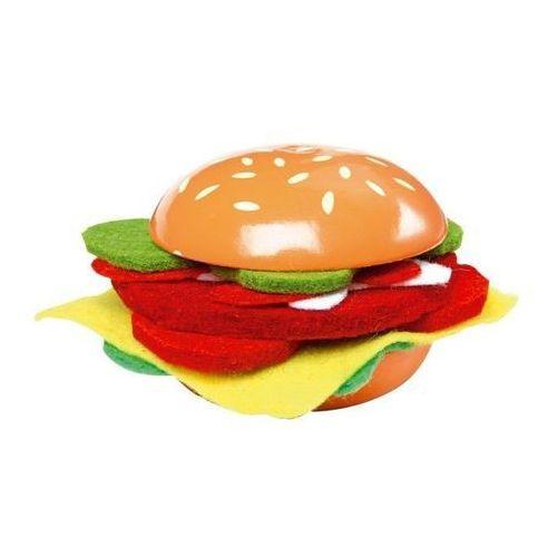 Cheeseburger - zabawka dla dzieci oferta ze sklepu www.epinokio.pl