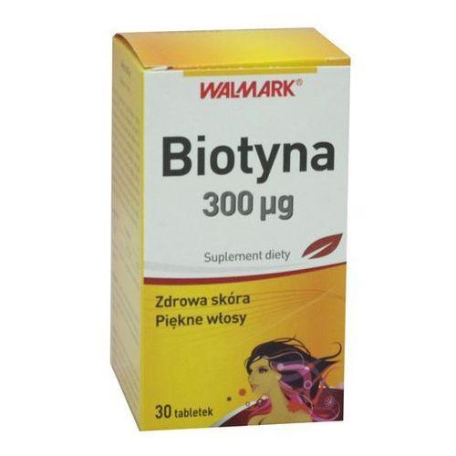 [tabletki] Biotyna 300 mcg tabl. - 30 tabl.