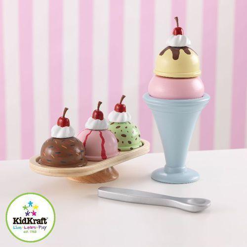 Oferta KidKraft Desery lodowe w różnych smakach 63281