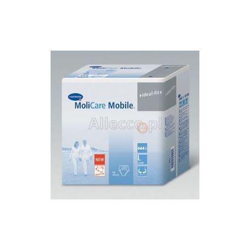 MOLICARE Mobile L (100-150 cm) Pieluchomajtki 14 szt., kup u jednego z partnerów