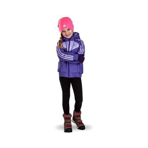 Kurtka dziecięca YG J P Jacket juniorska młodzieżowa zimowa, Adidas z Marionex