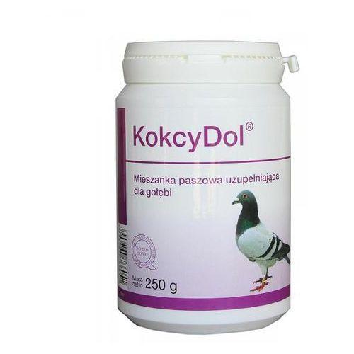 DOLFOS DG KokcyDol preparat zapobiegający kokcydiozie u gołębi 250g, Dolfos