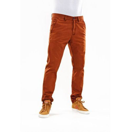 spodnie REELL - Grip Tapered Chino (BUMED ORG) rozmiar: 34/34 - produkt z kategorii- spodnie męskie