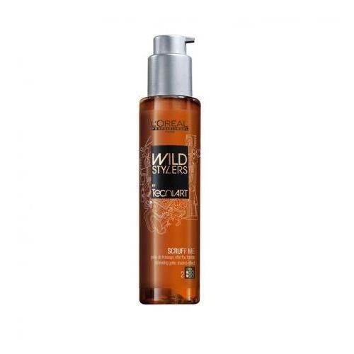 Produkt z kategorii- pozostałe kosmetyki do włosów - L'Oreal Scruff me 150ml