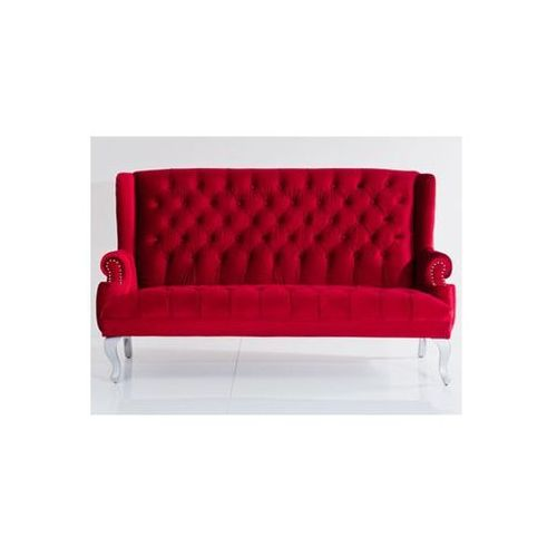 Sofa Barocco czerwona  94916, Kare Design