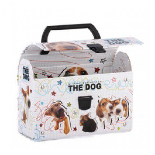 Kuferek oklejany The Dog - Dostawa zamówienia do jednej ze 170 księgarni Matras za DARMO - oferta [055f4173e7c5a200]