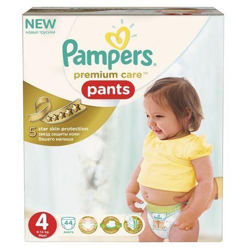 Pampers Premium Care Pieluchomajtki, Rozmiar 4, Maxi 44 szt., kup u jednego z partnerów