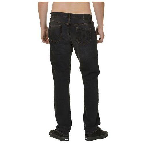 jeansy DC Straight Up - Black Used - produkt z kategorii- spodnie męskie