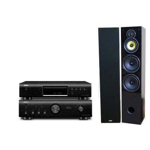 Artykuł DENON PMA-520 + DCD-520 + TAGA HARMONY TAV-606 v3 z kategorii zestawy hi-fi
