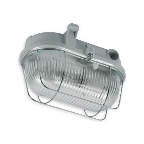 Schima Oprawa kanałowa szara E27 60W 52-1002-002 z kategorii oświetlenie