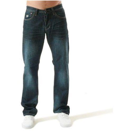 spodnie PHAT FARM - Straight Fit (808H) rozmiar: 30 - produkt z kategorii- spodnie męskie