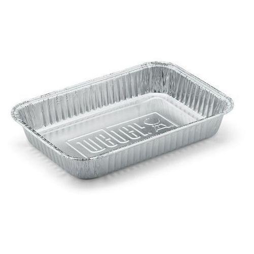 Aluminiowe miski ociekowe małe firmy , produkt marki Weber