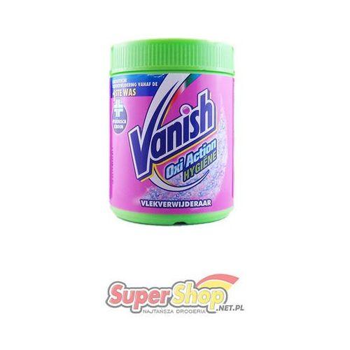 Vanish oxi action extra hygiene 470g (wybielacz i odplamiacz do ubrań) od supershop.net.pl