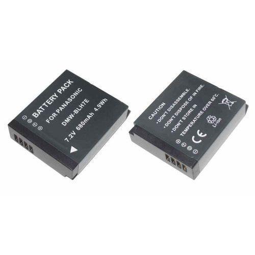 Bateria do aparatu cyfrowego PANASONIC DMW-BLH7, DMW-BLH7E, marki Hi-Power do zakupu w ebaterie.pl