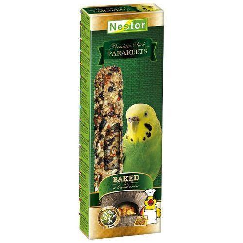 NESTOR 2szt/op kolba premium dla papużki falistej, Nestor
