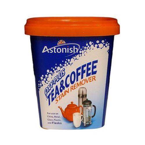 Towar ASTONISH 350g Tea&Coffe Oxy plus Środek do wywabiania plam po kawie i herbacie z kategorii wybielacze i