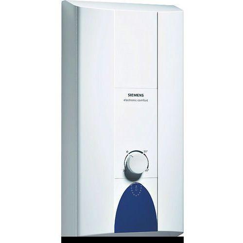 Produkt Przepływowy ogrzewacz wody  ELECTONIC trójfazowy DE1821415 + ręcznik kąpielowy gratis!!, marki Siemens