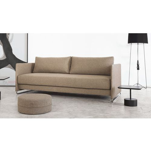 Istyle Innovation Sofa Rozkładana Upend Brąz Tkanina (728103522), Innovation