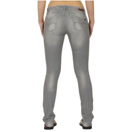 jeansy Roxy Amber - Gray Denim - produkt z kategorii- spodnie męskie