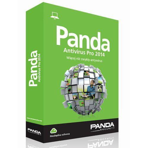 Panda Antivirus Pro PL 2014 (+Firewall) 3 PC 12 Miesiecy - oferta (c54a4172377572d8)