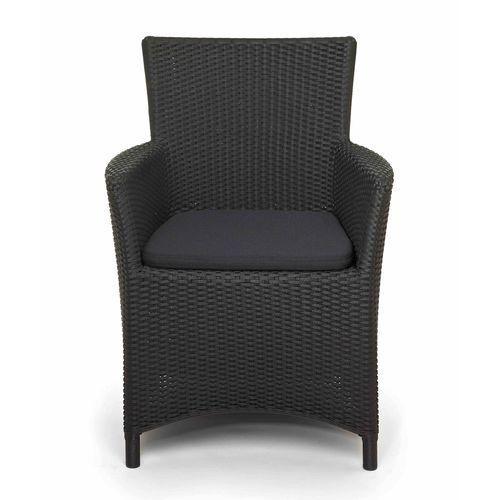 Poduszka na krzesło Skagerak St. Thomas black - sprawdź w All4home