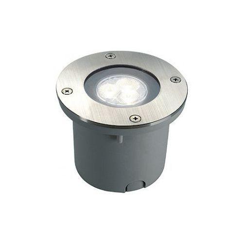 Oferta Oczko hermetyczne Wetsy power LED, okrągła, 3W, niebieska z kat.: oświetlenie