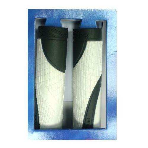 Chwyty XLC biało-szare - oferta [d5a86228054533ec]